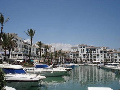 Appartement Puerto Duquesa/san Luis De Sabinillas - 4 personnes - location vacances