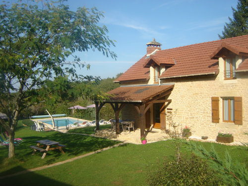 Gite Sarlat - 8 people - holiday home  #29587