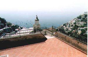Maison à Positano pour  5 •   avec balcon