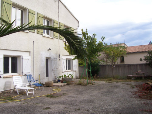 Gite Alzonne Carcassonne - 3 people - holiday home  #29635