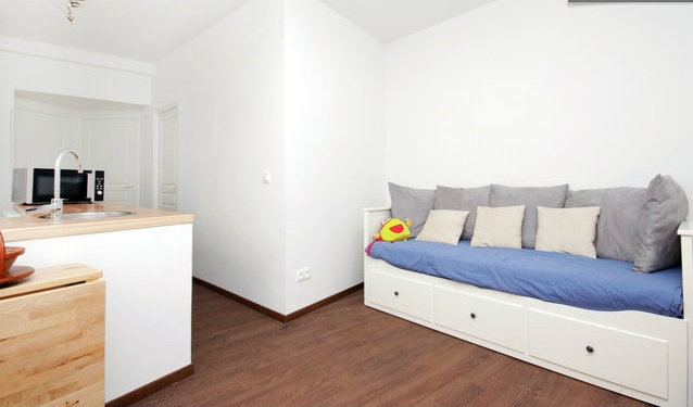 Flat in Paris - Vacation, holiday rental ad # 29658 Picture #1