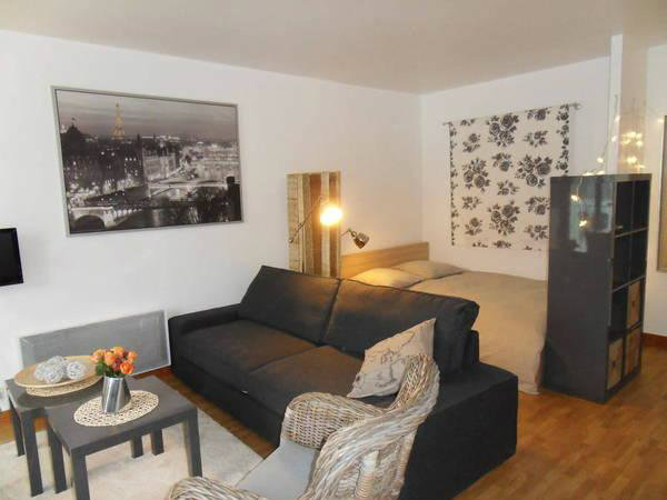 Flat 4 people Paris - holiday home  #29688