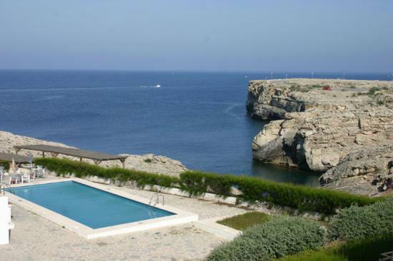Appartement à Ciutadella pour  4 •   vue sur mer