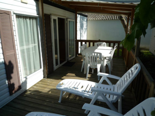 Mobile home in Saint Jean de monts - Vacation, holiday rental ad # 29691 Picture #4
