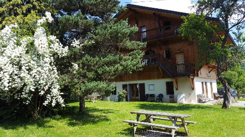 Gite Morillon - 7 people - holiday home  #29706