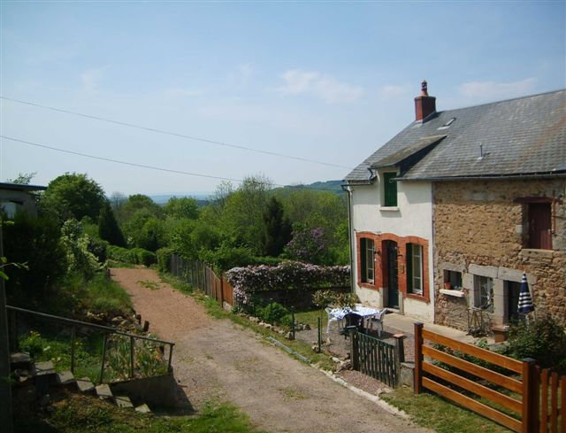 House Ouroux En Morvan - 4 people - holiday home  #29775