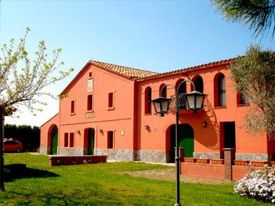 Casa rural Torroella De Montgrí-l'estartit - 18 personas - alquiler n°29776