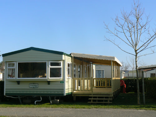 Mobile home 8 people Gastes - holiday home  #29786