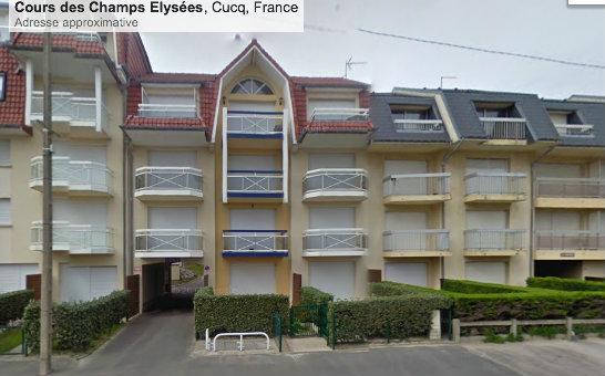 Appartement Stella Plage  - 4 personnes - location vacances  n�29797