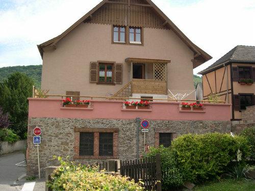 Gite à Kaysersberg pour  6 •   avec terrasse   n°29812
