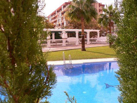 Benalmadena -    animals accepted (dog, pet...)