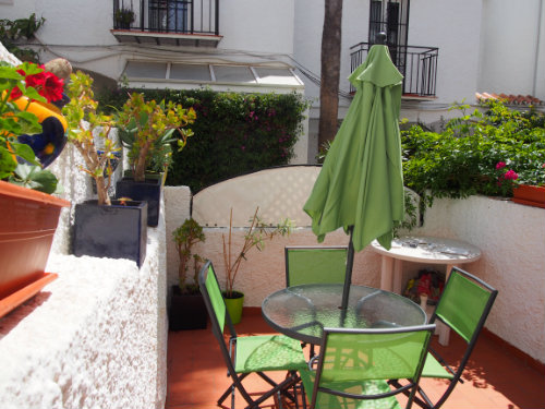 Flat in Nerja - Vacation, holiday rental ad # 29822 Picture #2