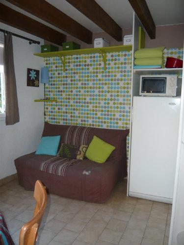 Marseillan-plage -    2 Schlafzimmer