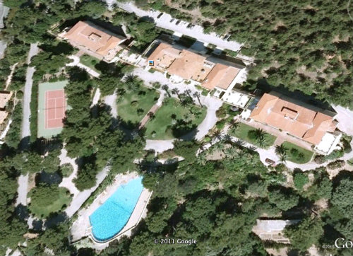 Appartement 6 personnes Hyères Les Palmiers - location vacances  n°29844