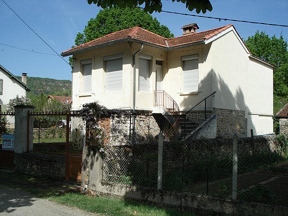Maison 4 personnes St Antonin Noble Val - location vacances  n°29849
