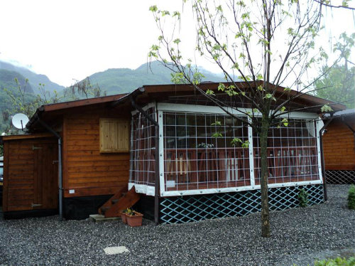 Chalet Lugano - 5 personnes - location vacances  n°29850