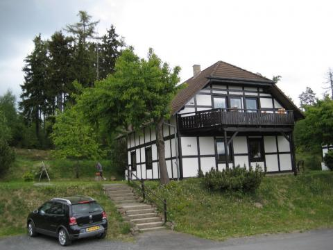 Huis 4 personen Frankenau - Vakantiewoning  no 29863