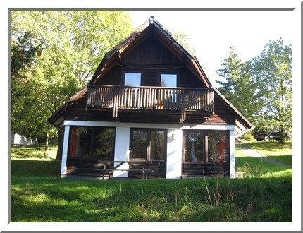 Chalet Frankenau - 6 personen - Vakantiewoning  no 29872