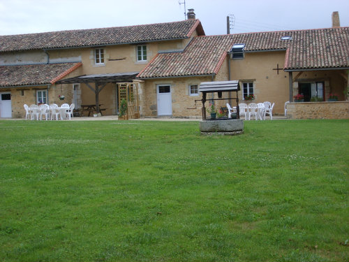 Gite Lusignan - 8 people - holiday home  #29881