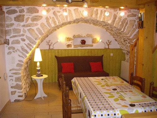 Gite La Volpilière- St Pierre Des Tripiers - 3 personnes - location vacances  n°29952