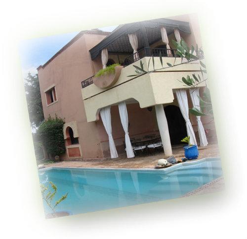 Maison 8 personnes Marrakech - location vacances  n°29984