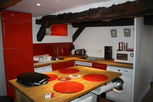 Appartement Dinan - 4 Personen - Ferienwohnung N°30002