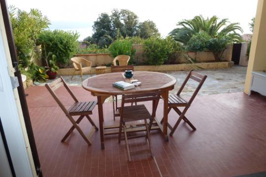 Flat in Ajaccio - Vacation, holiday rental ad # 30034 Picture #0