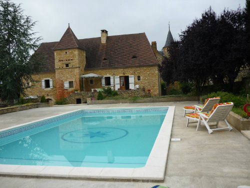 Gite in Saint Martial de Nabirat - Vacation, holiday rental ad # 30056 Picture #1