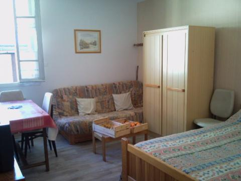 Studio Ax Les Thermes - 4 people - holiday home  #30061