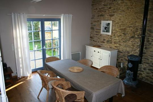 Gite Golfe Du Morbihan - 4 people - holiday home  #30072