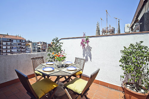 Flat Barcelone - 5 people - holiday home  #30237