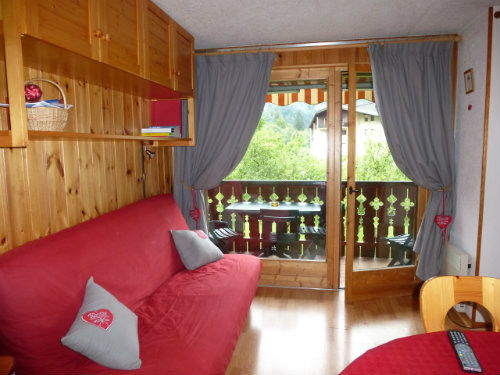 Flat in Samoens  - Vacation, holiday rental ad # 30266 Picture #0
