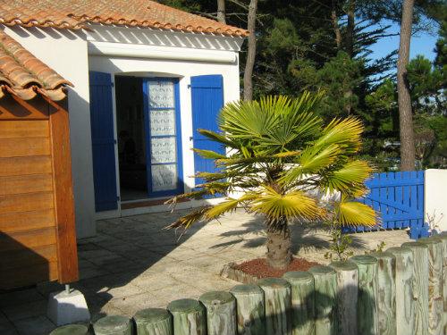 House 4 people Saint Hilaire De Riez - holiday home  #30290