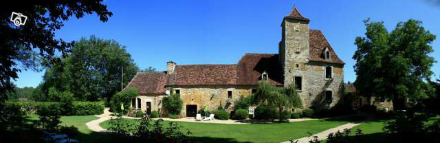 Castle Le Vigan - 18 people - holiday home  #30326
