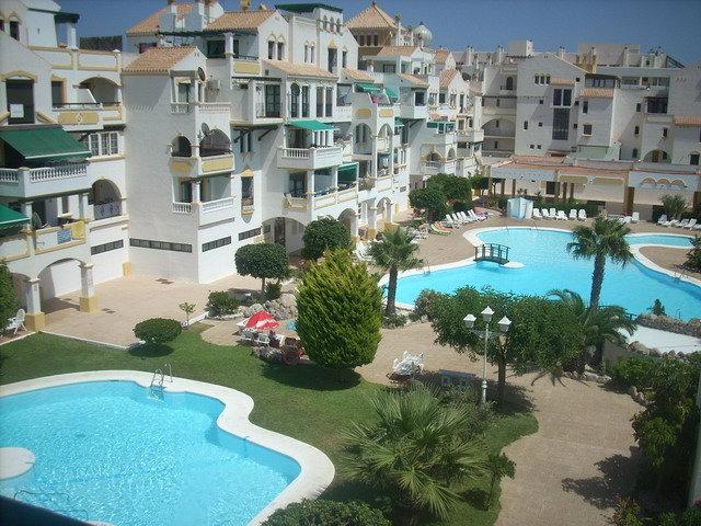 Flat Roquetas De Mar - 4 people - holiday home  #30328