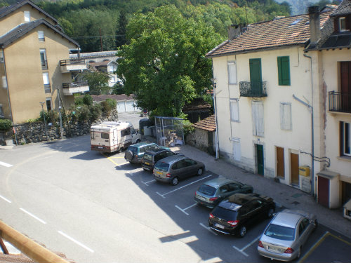 Flat in ax les thermes - Vacation, holiday rental ad # 30331 Picture #16