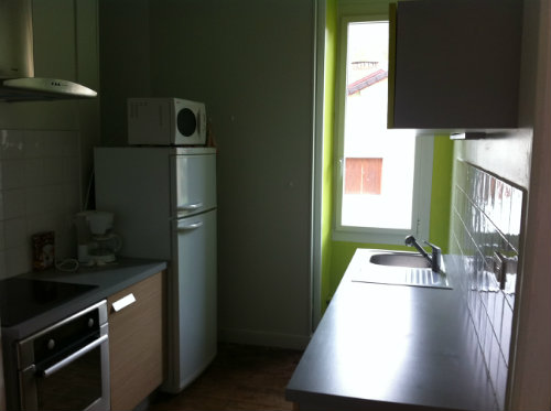 Flat in ax les thermes - Vacation, holiday rental ad # 30331 Picture #6