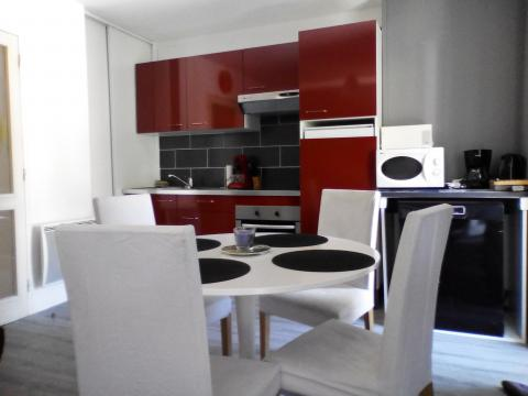 Apartamento Ax Les Thermes - 4 personas - alquiler n°30334
