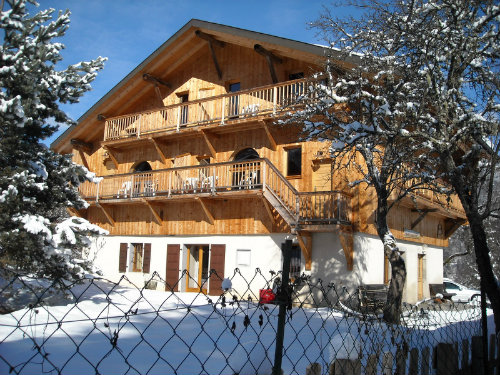 Gite Morillon - 9 people - holiday home  #30379