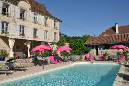 Gite Figeac - 5 people - holiday home  #30381