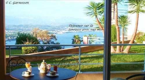Appartement 4 personnes Théoule-sur-mer - location vacances  n°30382