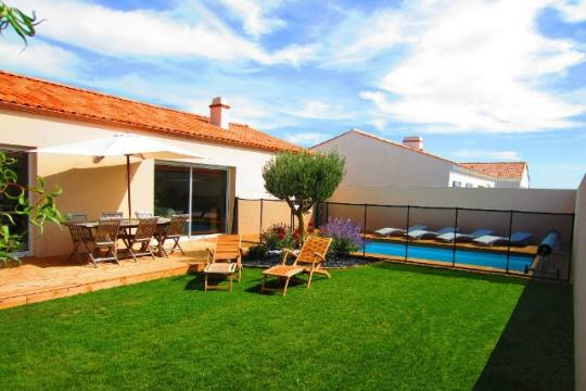 House Sables D'olonne - 10 people - holiday home  #30389