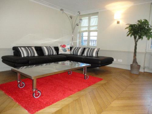 Appartement Paris - 6 personnes - location vacances  n°30401