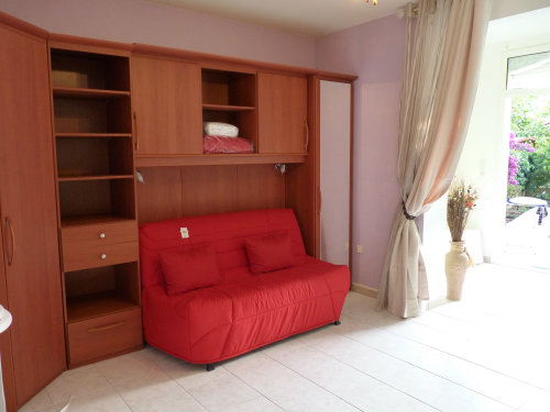 Studio in Borgo - Vacation, holiday rental ad # 30415 Picture #1