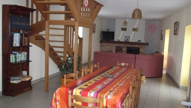 House in Plouneour menez - Vacation, holiday rental ad # 30423 Picture #2