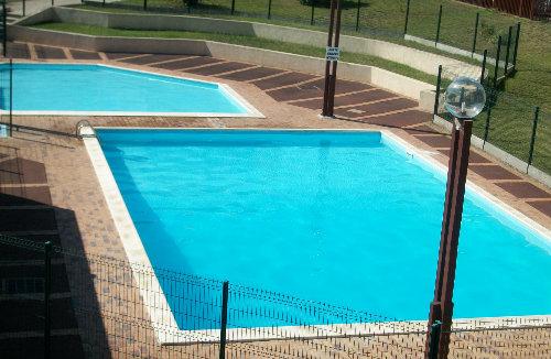 Apartamento en Vieux boucau les bains para  4 •   jardín