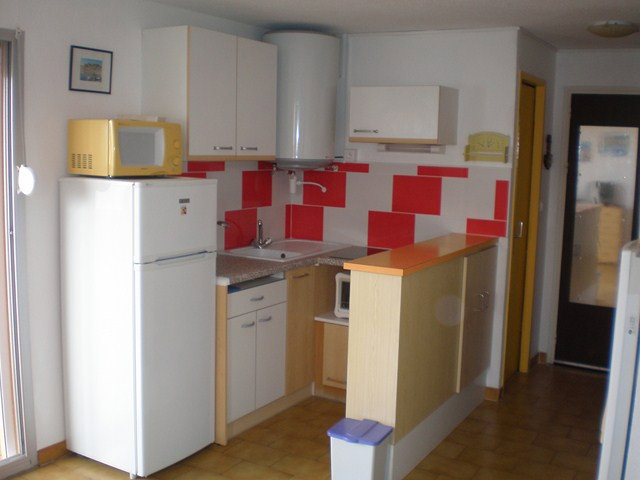 Studio Cap D'agde - 4 people - holiday home  #30450