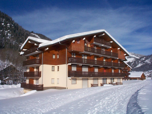 Flat Chatel - 6 people - holiday home  #30481