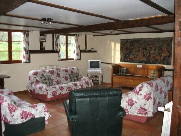 Gite St Michel Sous Bois - 9 personnes - location vacances  n°30510