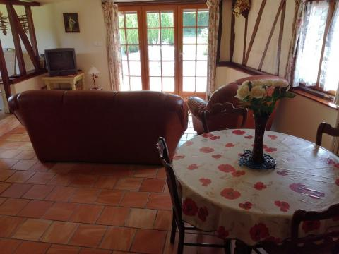 Gite in St michel sous bois - Vacation, holiday rental ad # 30511 Picture #1